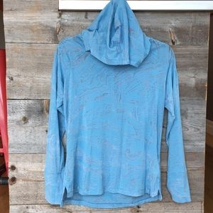 Columbia Hooded Sweater Size Small